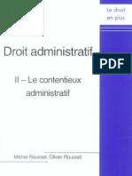 Michel Rousset  - Contentieux administratif au Maroc.pdf
