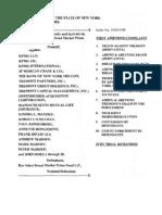 Victim Complaint Against Bernard L. Madoff