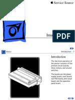 Apple ImageWriter II L Service Source