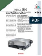 Folleto Barco 9300