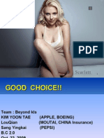 Good Choice!!