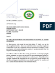 PUBLIC ACCOUNTABILITY AND DISCLOSURE OF ACCOUNTS OF NAIROBI CITY COUNTY