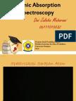AAS Spektroskopi