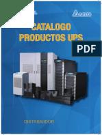 Catalogo UPS- DELTA