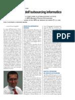 Passato e futuro dell'outsourcing informatico