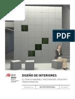 M Diseno Interiores IEDMadrid