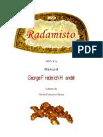 Radamisto Haendel