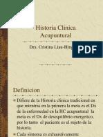 Clase 15-04-2007 Dra. Cristina Liau
