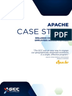 Global Corporate Challenge Case Study - Apache