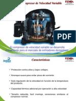 Compresor de VV