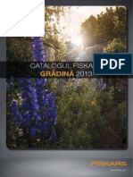 Fiskars, 2013, Catalog Gradina, 1