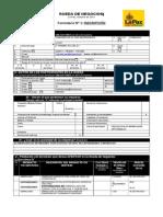 Form 1 PCD3