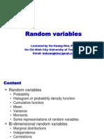 OP01 Random Variables