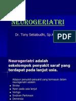 25. Neurogeriatri