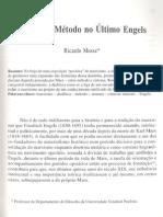 D30 Sistema e Metodo No Ultimo Engels