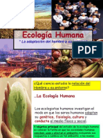 2.2 Ecologia Humana y Equilibrio Natural 2013