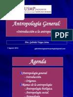 1 Primera Clase Introduccion a La Antropologia 7ago13 Medici1 Yayi