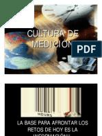 Salud Cultura de Medicion