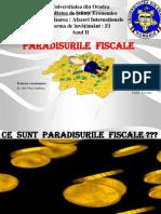Paradisurile Fiscale