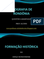 Questes Comentadas de Geografia de Rondnia 1233020007502122 2