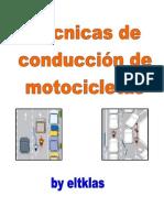 Técnicas de conducción de motocicletas