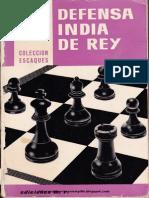Defensa India Del Rey Pedro Cherta