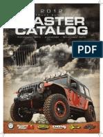 2012 Master Catalog