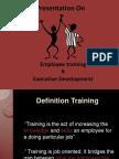 Executive Development