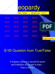 4. Chapter 16 Jeopardy
