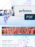 Brief Intro on Printec