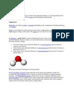 Polar Molecule