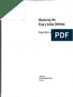 Bellin Robert & Ponzetto Pietro-Mastering the King's Indian Defense