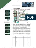 BWR Simulator