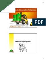 1. Materiales Peligrosos 110513