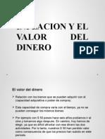 Inflacion y El Valor Del Dinero. 1.4