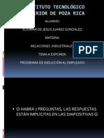 Programa de Induccion Al Empleado
