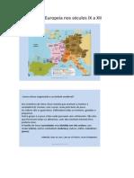A Sociedade Europeia nos séculos IX a XII.docx