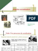 thème socialisation 2009
