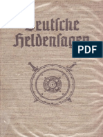 Blunck, Hans Friedrich - Deutsche Heldensagen (1938)