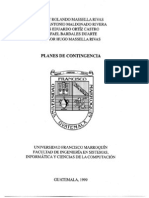 Plan de Contingencia Ufm