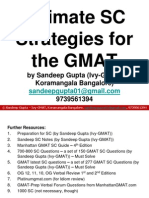 SC Concepts - The Best Resource for GMAT SC From Ivy-GMAT