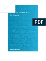 Inediti d'Autore 023 - Federico Moccia - La Bugia
