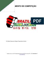 Regulamento de Arbitragem - Hapkido 2012
