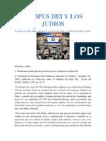El Opus Dei y Los Judios