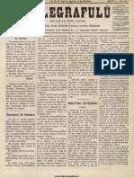 'Telegraphulŭ de Bucuresci'. Seria 1, 01, nr. 0196, 1 decembrie 1871