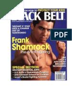 BlackBelt Mag - November 2002
