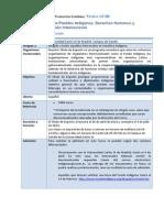 8ª Edición Curso de Experto en Pueblos Indígenas- 2014