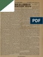 'Telegraphulŭ de Bucuresci'. Seria 1, 03, nr. 0545, 25 decembrie 1873