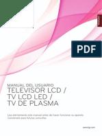 LG 32ld210 Manual