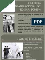 Cultura Organizacional de Edgar Schein